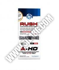 BPI SPORTS Rush 30 Serv. / A-HD 28 Serv.
