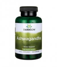 SWANSON Ashwagandha 450mg. / 100 Caps.