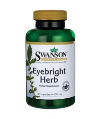 SWANSON Eyebright Herb 430mg. / 100 Caps.
