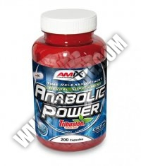 AMIX Anabolic Power 200 Caps.
