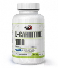 PURE NUTRITION L-Carnitine 1000 / 100 Caps.