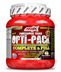 AMIX Opti Pack Complete & Full 30 Packs.