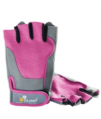 OLIMP Women's Fitness One Gloves / Pink /