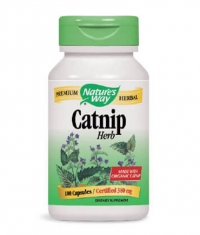 NATURES WAY Catnip Herb 100 Caps.