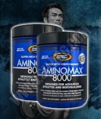 PROMO STACK Gaspari Aminomax 8000 / x2