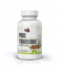 PURE NUTRITION 100% Pure Yohimbine / 2.5mg. / 100 Caps.