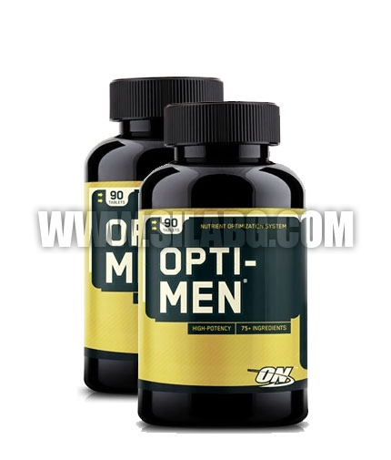 PROMO STACK ON Opti-Men 90 Tabs. / x2