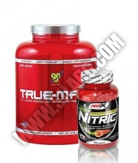 PROMO STACK BSN True-Mass / Amix Nitric