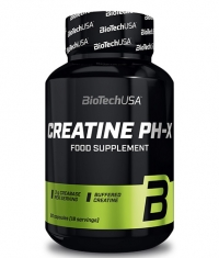 BIOTECH USA Creatine pH-X 90 Caps.