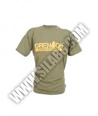 GRENADE T-shirt / Green