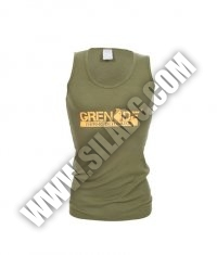 GRENADE Woman T-shirt / Green