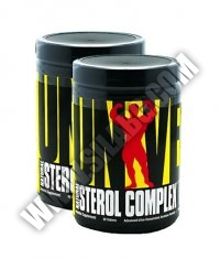 PROMO STACK Universal Natural Sterol Complex 90 Tabs. / x2