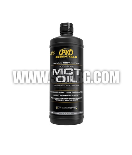 PVL MCT Oil 1000ml.