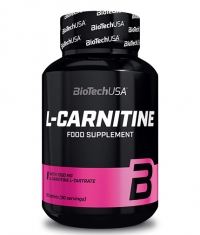 BIOTECH USA L-Carnitine 1000 mg. / 30 Tabs.