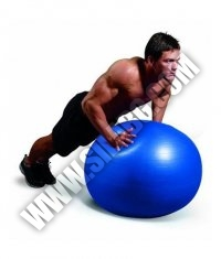 EVERLAST Anti-Burst Inflatable Ball 75cm