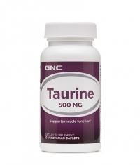 GNC Taurine 500mg. / 50 Tabs.