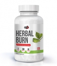 PURE NUTRITION Herbal Burn 120 Caps.
