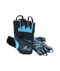 OLIMP Women's Fitness Star Gloves / Blue /