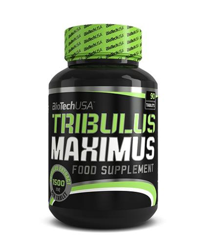 BIOTECH USA Tribulus Maximus 90 Tabs.