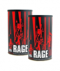 PROMO STACK Animal Rage 44 pack / x2