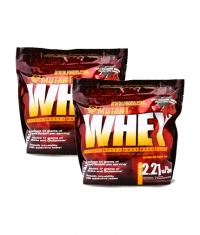 PROMO STACK Mutant Whey 5 Lbs. / x2