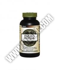 GNC Papaya Enzime 240 Chew Tabs.