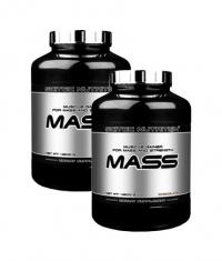 PROMO STACK Scitec Mass 4kg / x2
