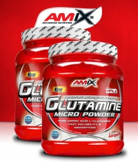 PROMO STACK Amix Glutamine 500g. / x2