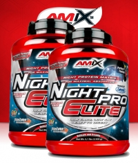 PROMO STACK Amix Night Pro Elite 5 Lbs. / x2