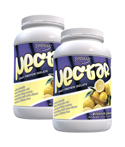 PROMO STACK Syntrax Nectar / x2