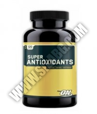 OPTIMUM NUTRITION Super Antioxidants 120 Caps.