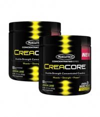 PROMO STACK MuscleTech Creacore 80 Serv. / x2