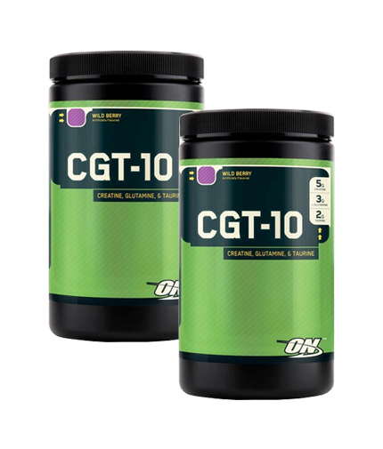 PROMO STACK ON CGT-10 / 600g. / x2