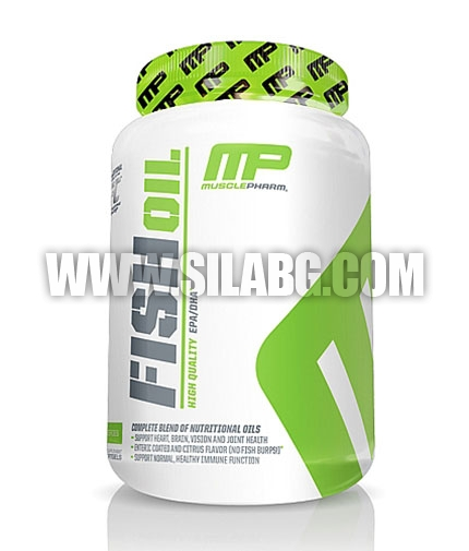 MUSCLE PHARM Fish Oil 90 Softgels
