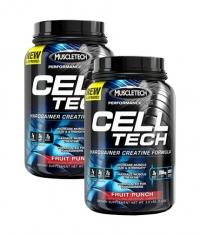 PROMO STACK MuscleTech CellTech 3 Lbs. / x2