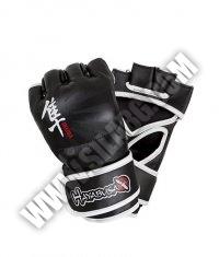 HAYABUSA FIGHTWEAR Ikusa 4oz MMA Gloves / Black