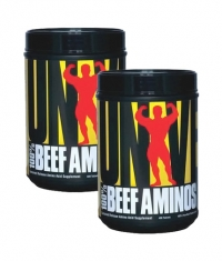 PROMO STACK Universal 100% Beef Aminos 400 Tabs. / x2