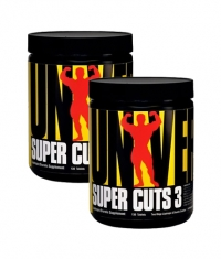 PROMO STACK Universal Super Cuts 3 / 130 Tabs. / x2