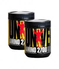 PROMO STACK Universal Amino 2700 / 120 Tabs. / x2