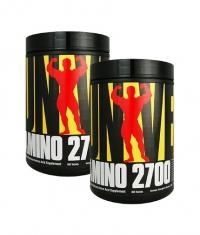 PROMO STACK Universal Amino 2700 / 350 Tabs. / x2