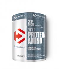 DYMATIZE Super Protein Amino / 345 tablets