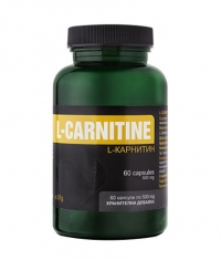 NUTRIM L-Carnitine 500mg. / 60 Caps.