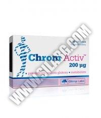 OLIMP Chrom Activ 200μg. / 60 Tabs.