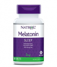 NATROL Melatonin 3mg. / 60 Tabs.