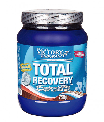 WEIDER Total Recovery 15 Serv.
