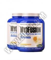 PROMO STACK Myofusion Elite Protein Series 4 Lbs / x2