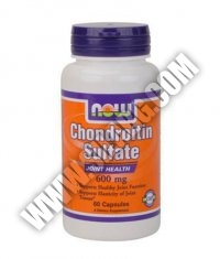 NOW Chondroitin Sulfate 600mg. / 60 Caps.
