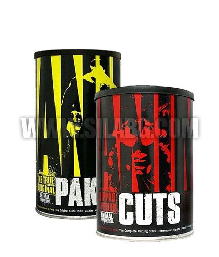 PROMO STACK Animal Pak 44 Packs / Animal Cuts 42 Packs