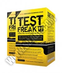 PROMO STACK Pharma Freak Test Freak 120 Caps. / x2