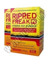 PROMO STACK Pharma Freak Ripped Freak 60 Caps. / x2